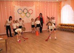 Детские олимпийские игры – частичка большой Олимпиады-2014