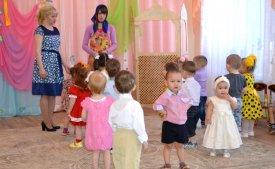 Весенний праздник наших малышей
