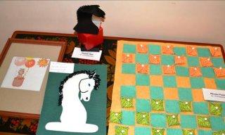 Удивительные шахматы