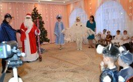 Новогодние приключения с Дедушкой Морозом