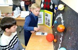 Участие в городской выставке «Я – будущее России»