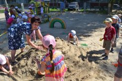 Строим город из песка