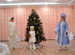 Новогодняя сказка с Умкой