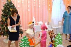 Волшебный праздник Новый год